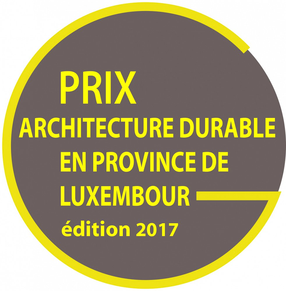 Administration communale de la roche en ardenne for Architecture durable